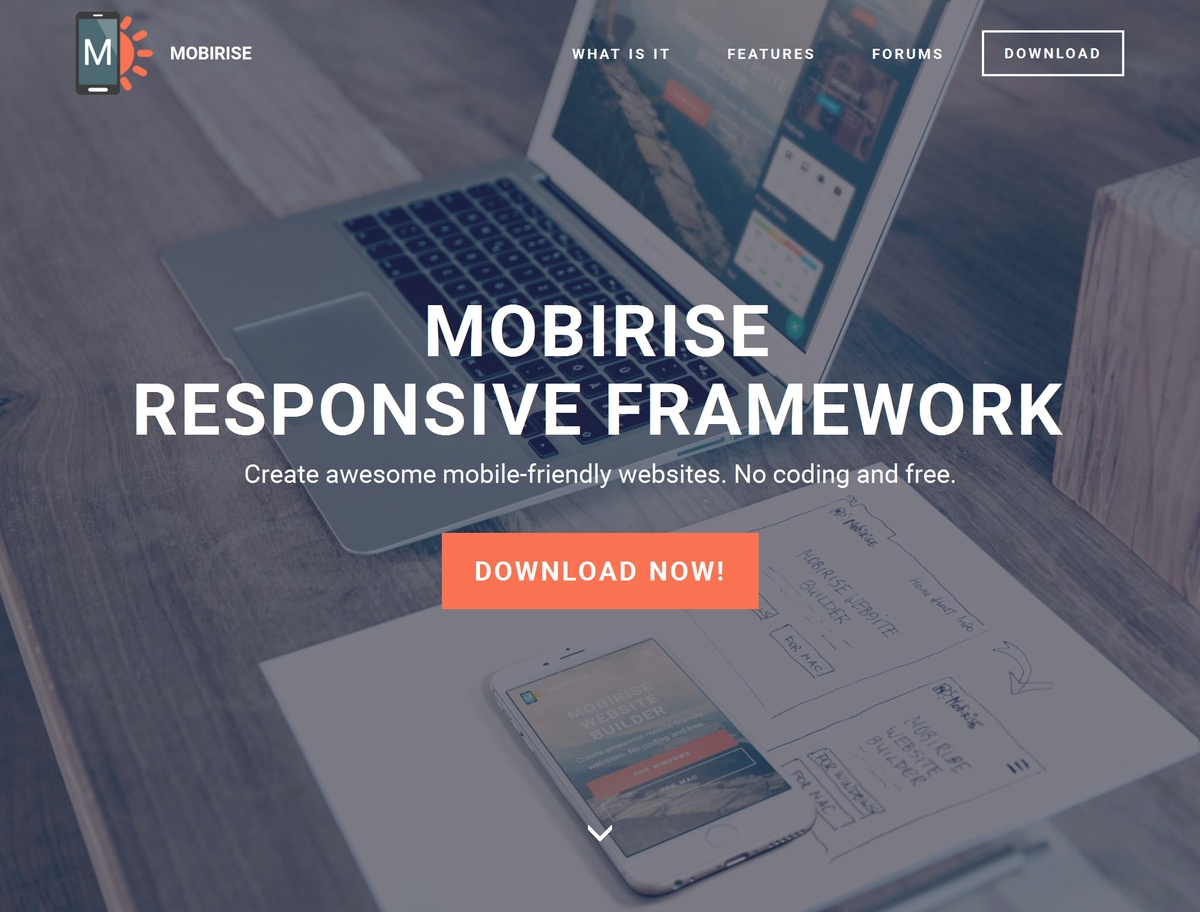 Free Responsive  Template
