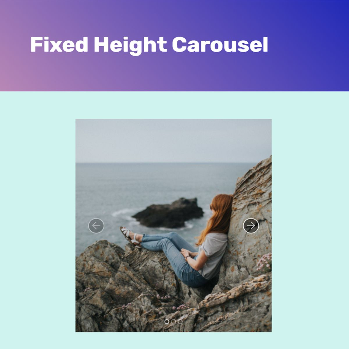 Free Bootstrap Picture Slider