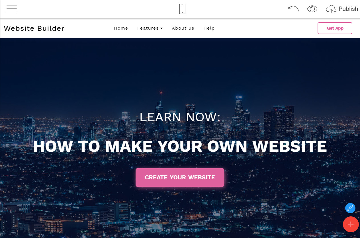 how to make a website without a website builder